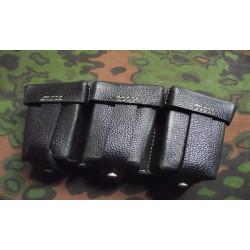 Cartuchera Mauser Negra
